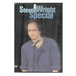 A Steven Wright Special DVD